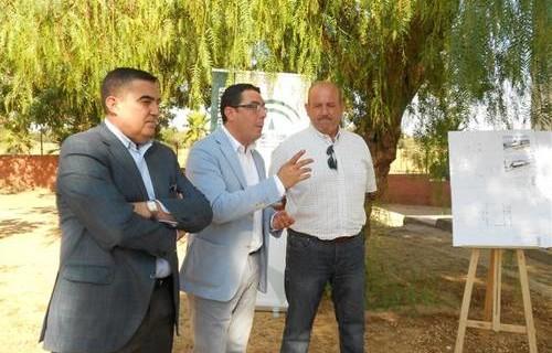 Un total de 235.000 euros para la construcción del comedor del CEIP Naranjo Moreno de San Bartolomé de la Torre