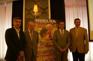 Presentación del cartel taurino de Colombinas en Sevilla.