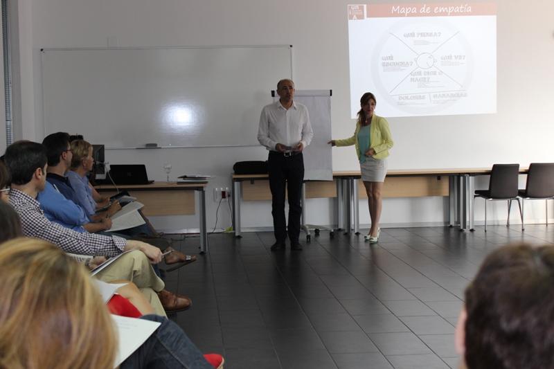 Presentación de otro de los cursos de la Unia.