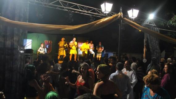 Los sonidos de la gaita clausuran las Jornadas Musulmano Cristianas de Zalamea