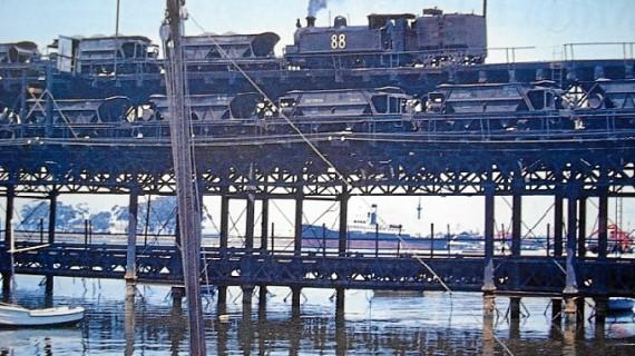 El ferrocarril minero de Huelva, un ejemplo de vanguardia de la implantación de la Revolución Industrial en España