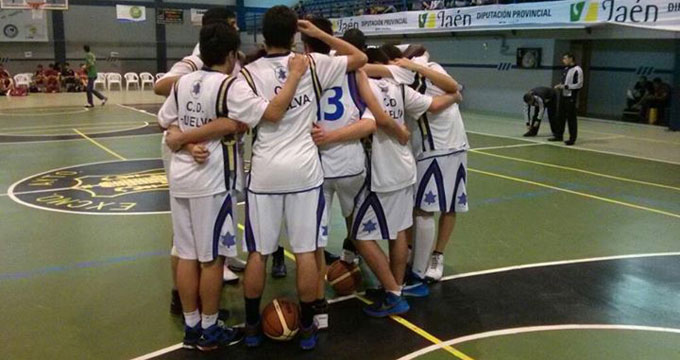 El CD Huelva de baloncesto sigue fiel a su apuesta por la cantera para la temporada 2013-14