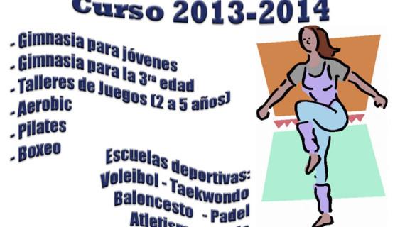 Abierto el plazo de inscripción para las actividades y Escuelas Deportivas Municipales en San Juan del Puerto