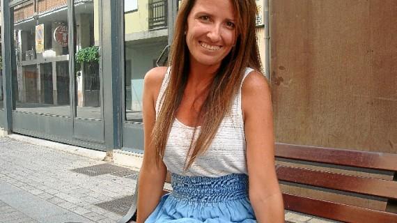Ana Borrero, una onubense presente en las principales ferias de moda de Europa