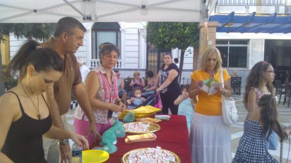 Clausurada la VII campaña de fotoprotección y prevención del cáncer de piel en Isla Cristina