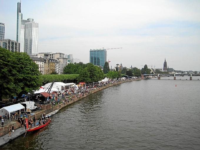 Fiesta de la Ribera de Frankfurt.