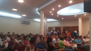 El Cabildo ha contado con una alta participación.