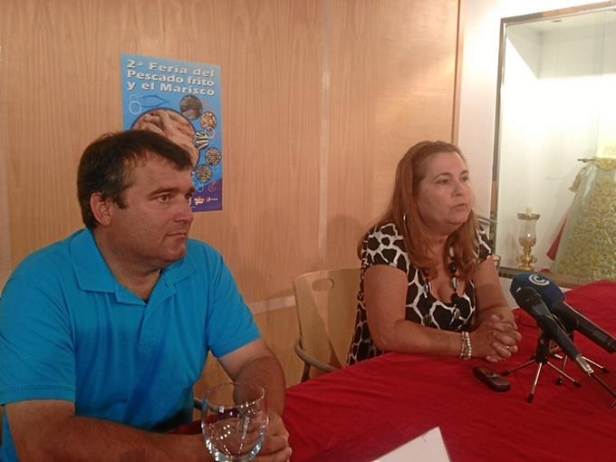 Isabel López y Alejandro Martin.