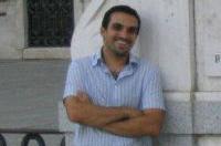 Jesús David Jerez, un onubense experto en Cervantes, profesor de la Universidad de San Bernardino, en California