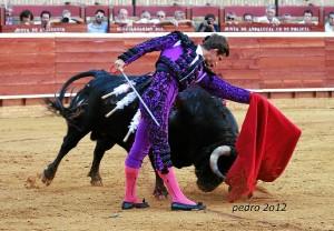 El diestro compartirá cartel en Huelva con Manzanares. / Foto: Pedro Delgado.