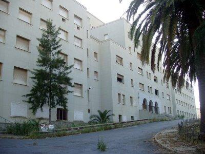 Una pista polideportiva ocupará el solar del antiguo hospital Manuel Lois