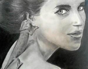 Una muestral arte de Alba Madero.