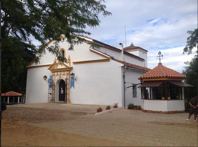 La Peña de Arias Montano prepara la Bajada de la Virgen.