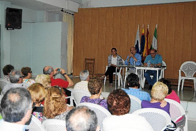 Programa Retama en Cristina Pinedo.