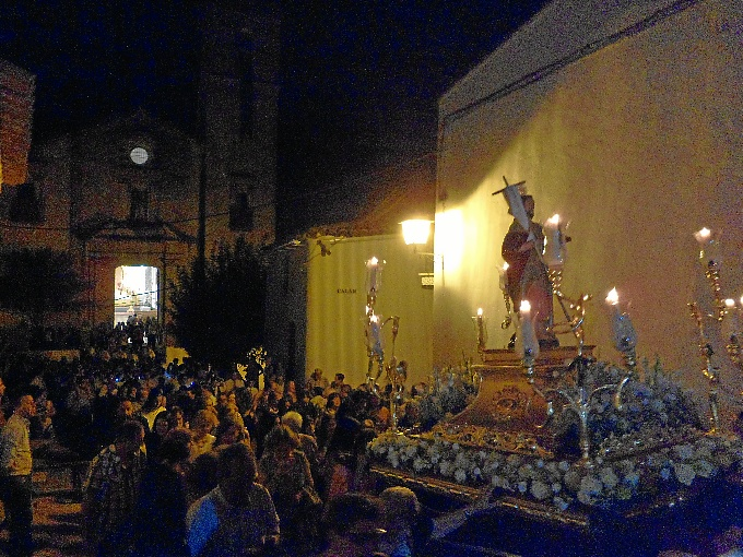 La procesión se ha celebrado este sábado 17 de agosto.