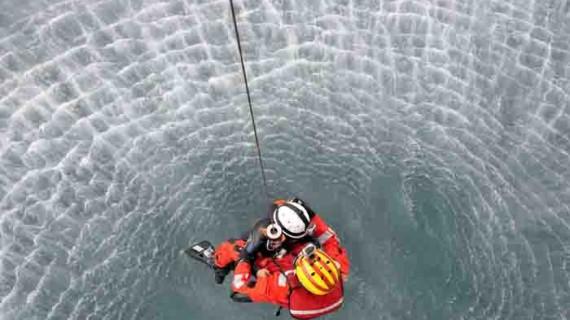 Salvamento marítimo, 20 años velando por la seguridad en el mar