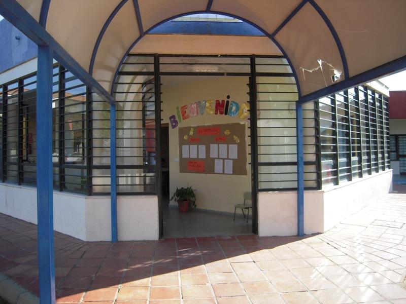 Escuela Zampullín en Almonte.