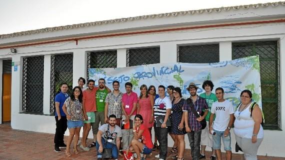 El Consejo Provincial de Jóvenes de Huelva renueva a su Comisión Permanente