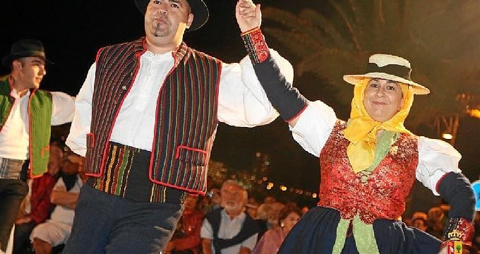 La danza de Villablanca invade la Prisión Provincial de Huelva