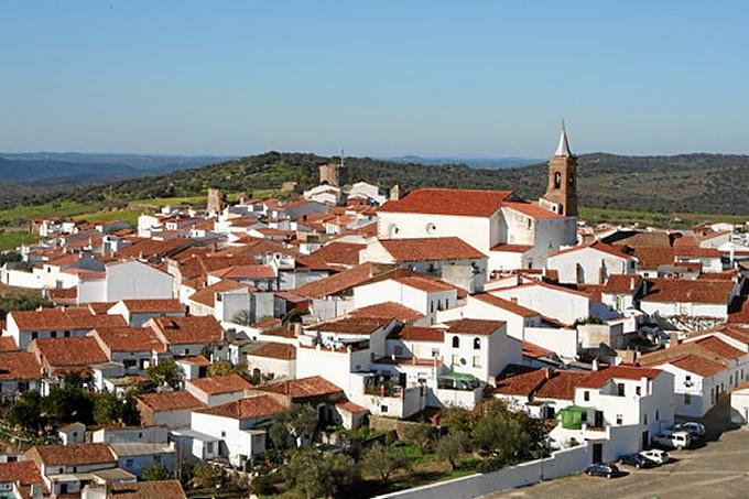 Encinasola. / Foto: Ayuntamiento de Encinasola.