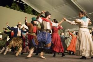 El Festival de Villablanca se celebra este mes de agosto.
