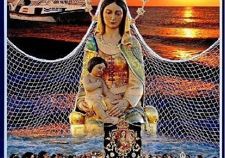 Triduo a la Virgen del Mar en la Barriada isleña de Punta del Caimán