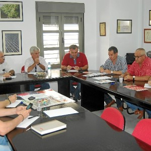 Grupo de trabajo de Freshuelva.