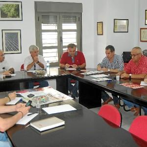 Grupo de trabajo de Freshuelva.