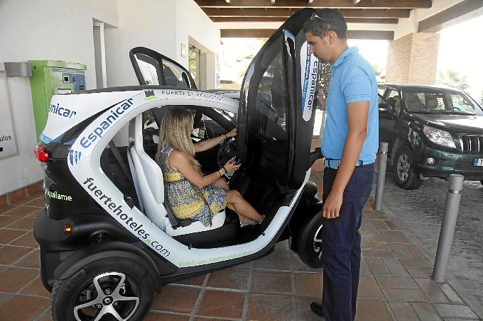 Los coches eléctricos son más ecológicos.