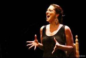 La cantaora actuará en el Festival Flamenco de Zalamea.