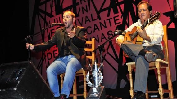 Jeromo Segura cerrará el programa musical de las Fiestas de la Cinta