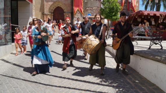 Cortegana comienza sus XIX jornadas medievales dedicadas al mundo mágico de los druidas