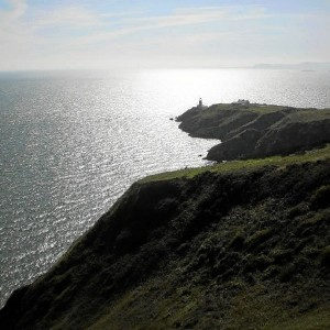 Las increíbles vistas de Howth.