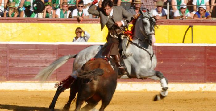 Andrés Romero también conquista Huesca