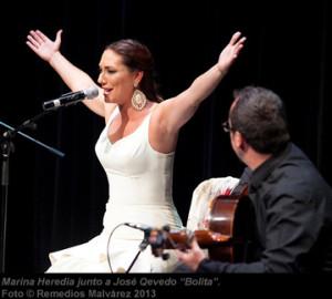 La artista ofrecerá un amplio repertorio de canciones.