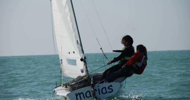 Las representantes del Marítimo de Punta brillan en el Europeo Juvenil de Gales.