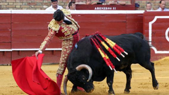Morante de la Puebla, gran triunfador en los Premios 'El Cabezo'