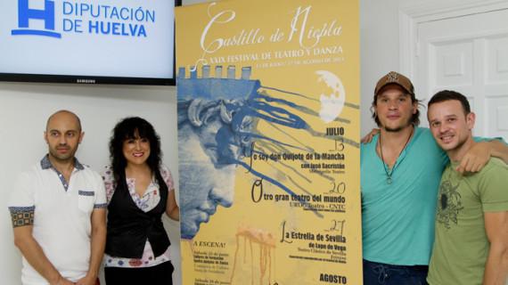 La XXIX edición del Festival de Niebla pone el broche de oro con 'Julio César' de Shakespeare