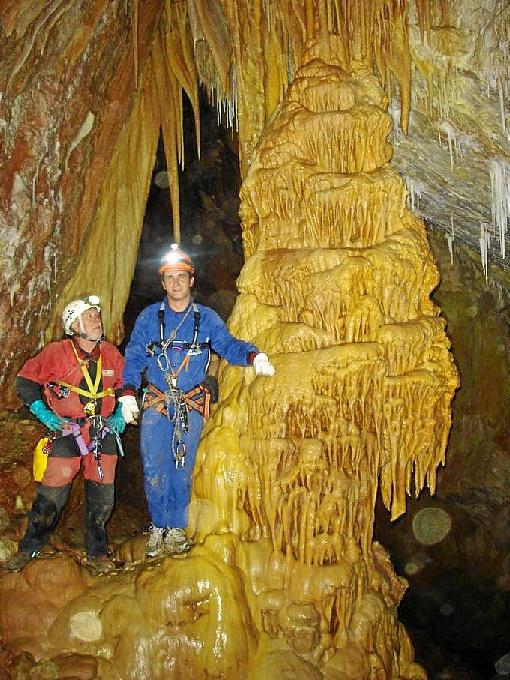 Patricio Romero ha participado en la expedición.