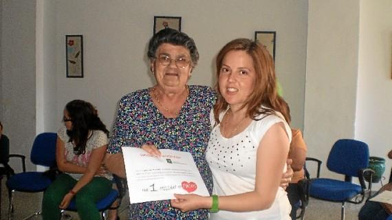 Asociaciones de Villanueva de las Cruces participan en  el programa 'Por un millón de pasos' de fomento del ejercicio