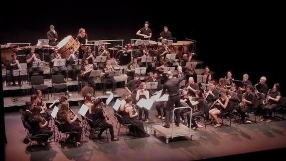 La Escuela Municipal de Música de Punta Umbría, protagonista del XXI Festival de Bandas