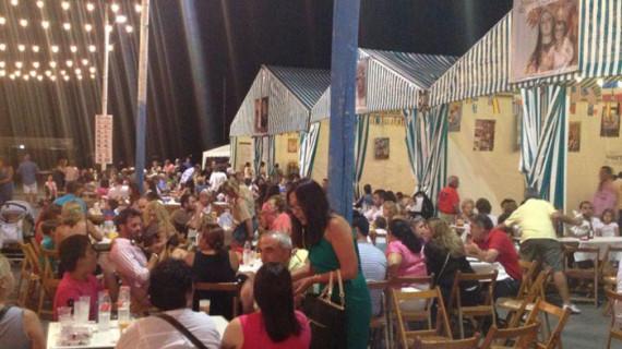 La Feria de Punta Umbría tendrá como plato fuerte el concierto de Natalia