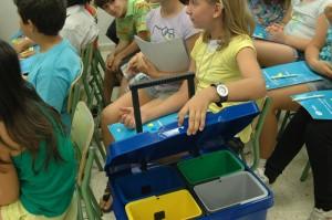 Jornadas de reciclajes.