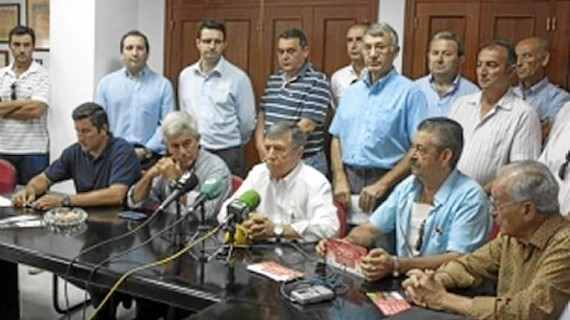 Distintos interlocutores apoyan la manifestación del 28 de agosto a favor de la regulación de los regadíos en el Condado