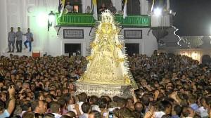 García Muñoz ha participado activamente en los actos con motivo del Bicentenario del Rocío.
