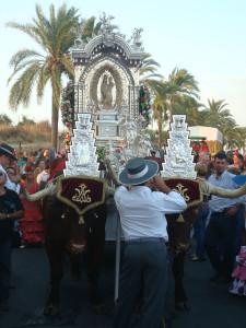 La Romería de Palos se celebra este año del 26 al 29 de agosto.