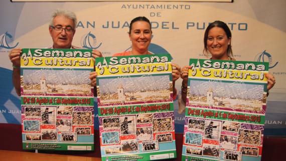 San Juan del Puerto celebra del 26 de agosto al 1 de septiembre su 31 Semana Cultural