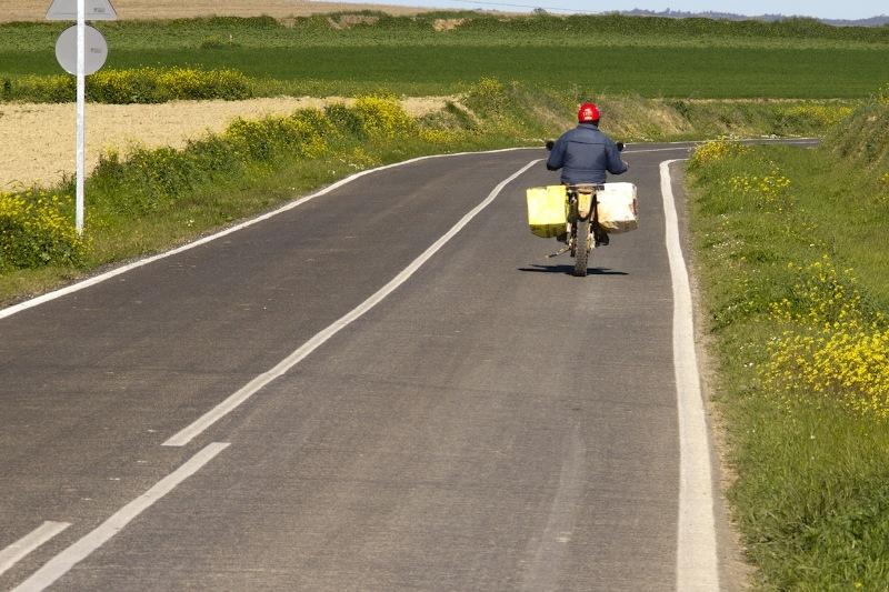 Uno de los tramos intervenidos ha sido el de la carretera de Paterna.