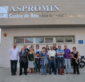 Uno de los centros de Aspromín en Huelva. / Foto: uhu.es