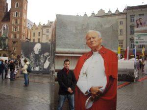 Los polacos viven muy profundamente la religión.